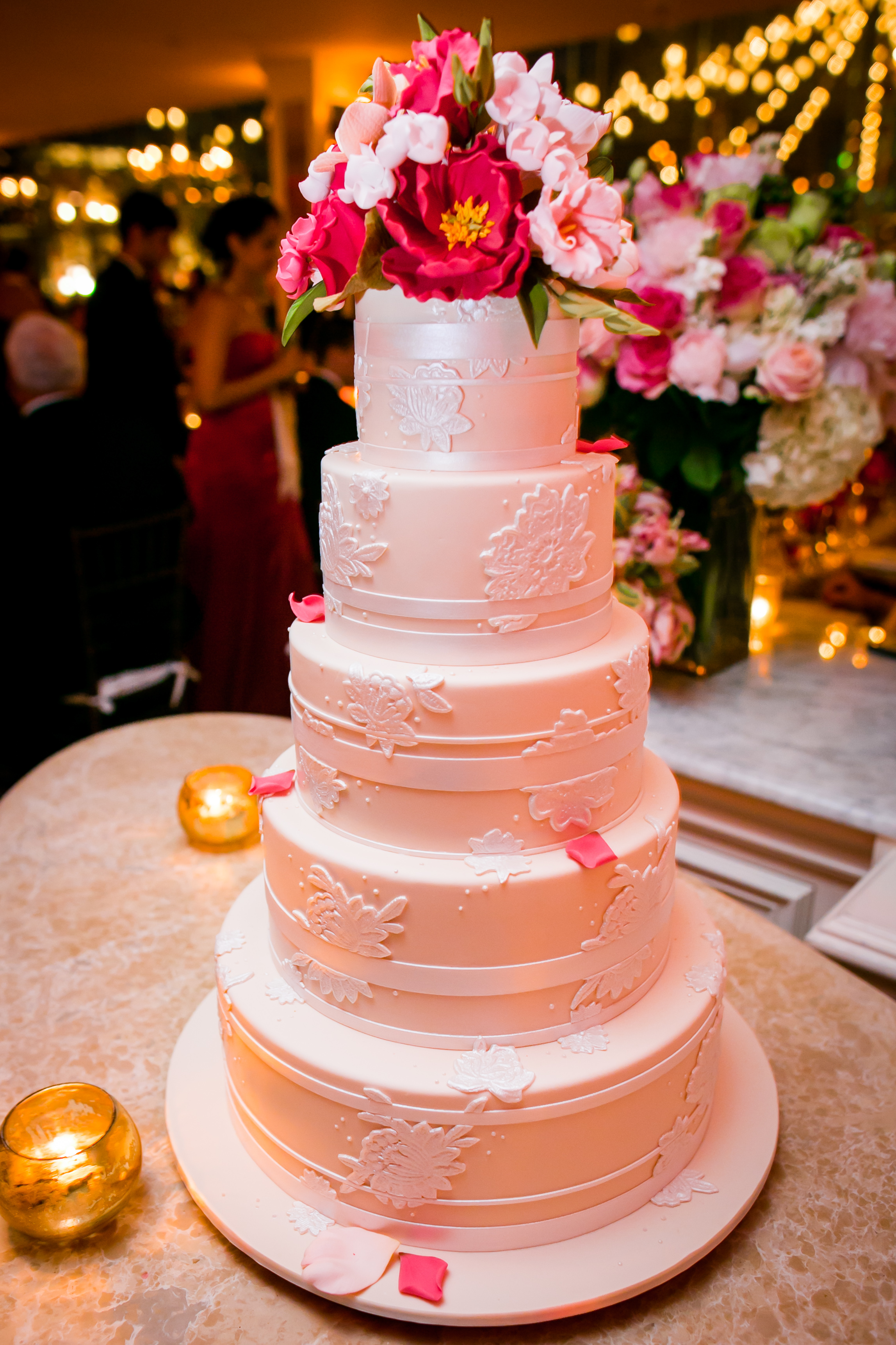 nyc wedding cake